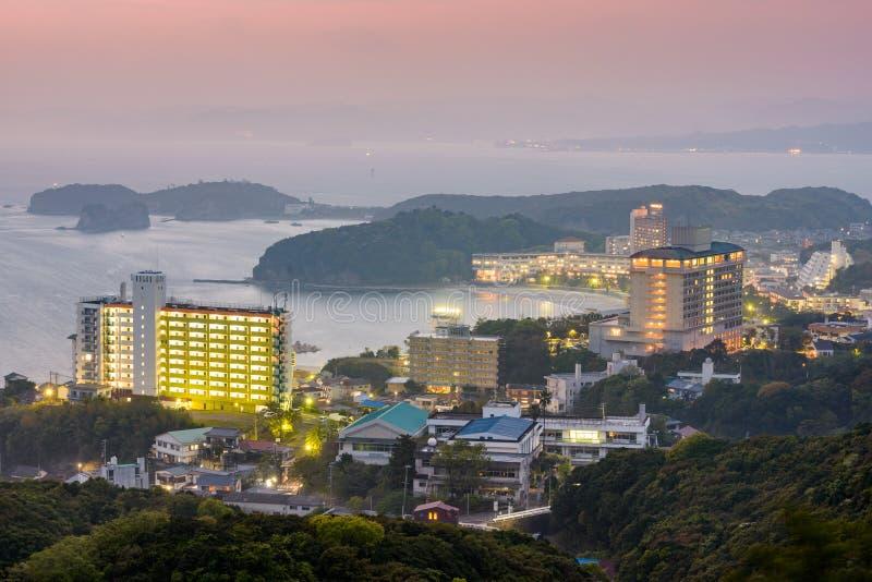 Shirahama Japão foto de stock