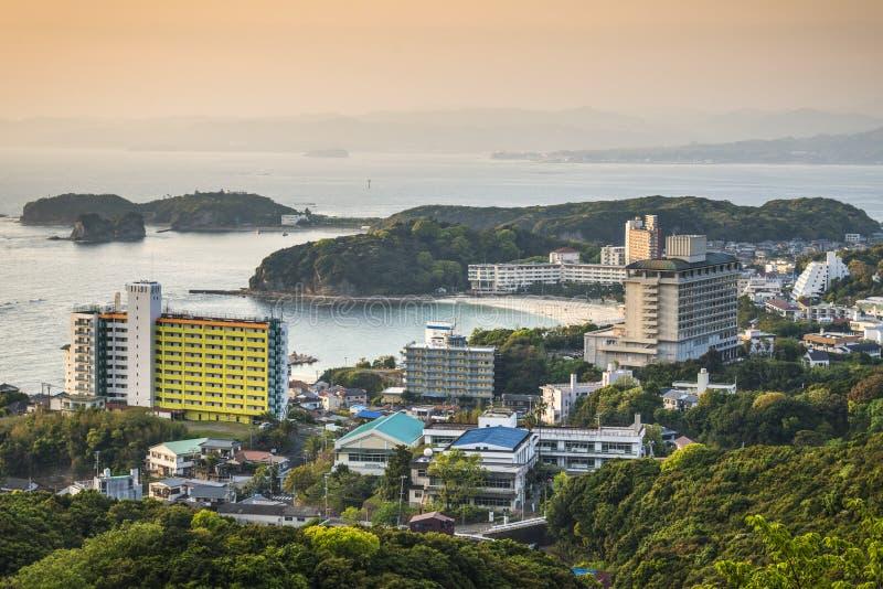 Shirahama, Japón fotos de archivo