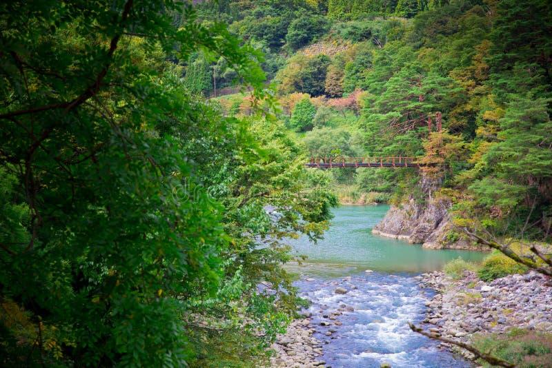 Shirakawa-gå av Japan arkivfoto
