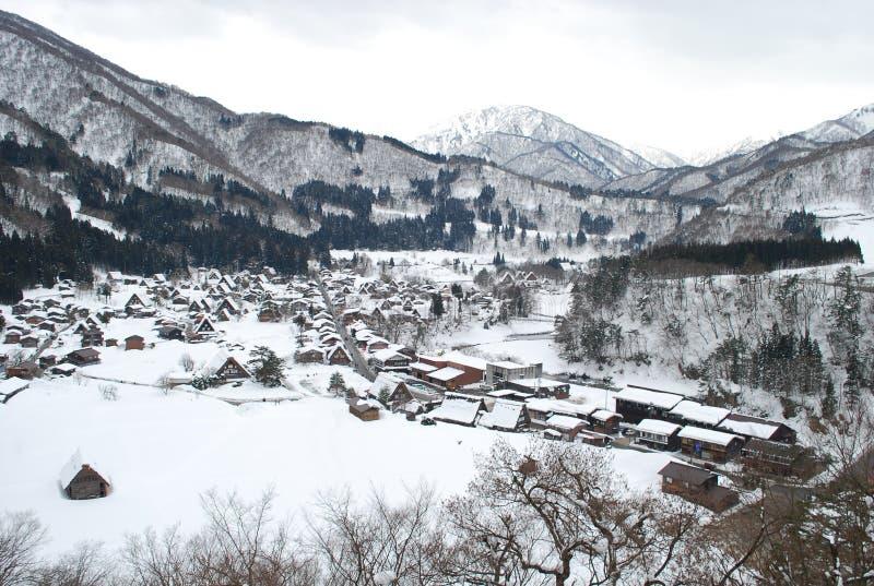 Download Shirakawa-go stock image. Image of forest, historic, shirakawa - 21437233