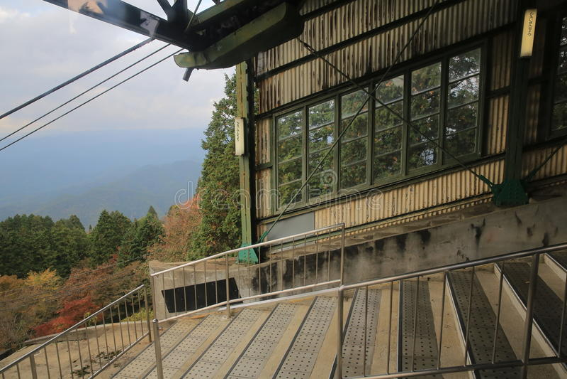 Shirakawa-minami Dori à Kyoto, Japon photos libres de droits