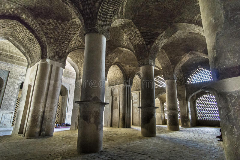 Shiraz Mosquee fotos de archivo libres de regalías