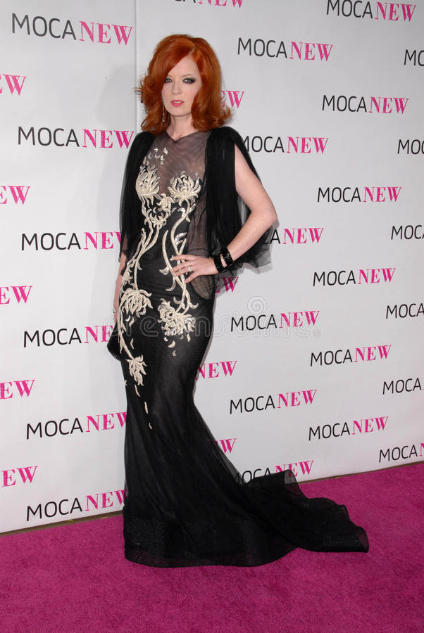 Download Shirley Manson editorial stock image. Image of 30th, grand - 24726039