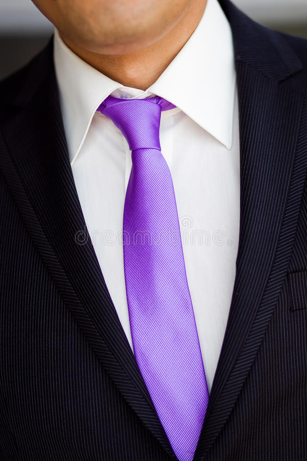 Shirt and tie jacket royalty free stock images
