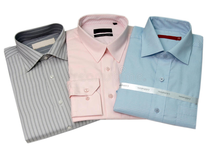 Shirts royalty free stock photography