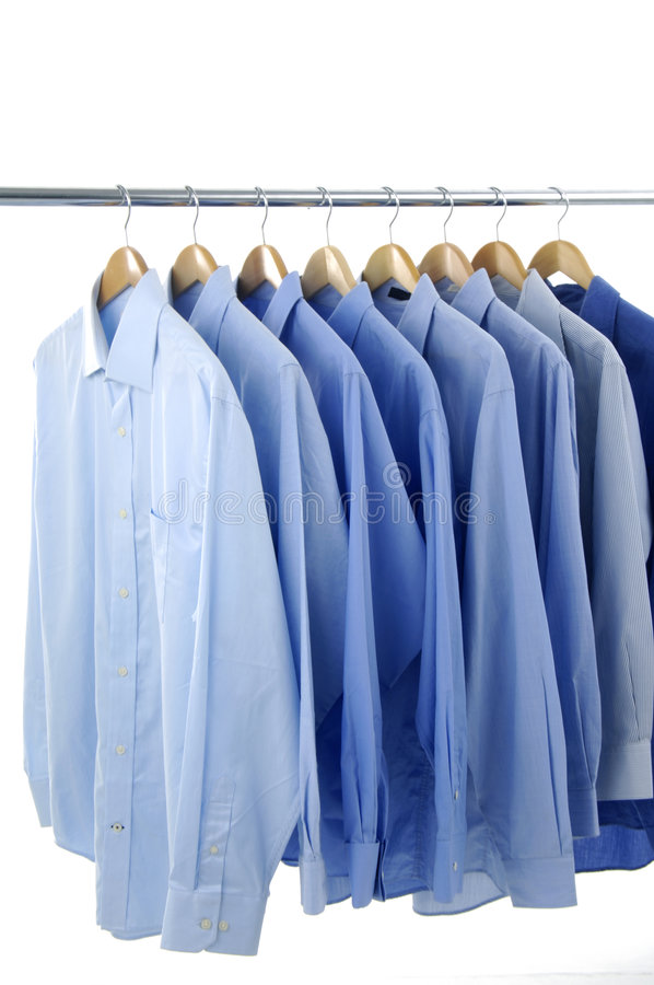 Download Shirts stock image. Image of shirt, business, cotton, object - 5057685