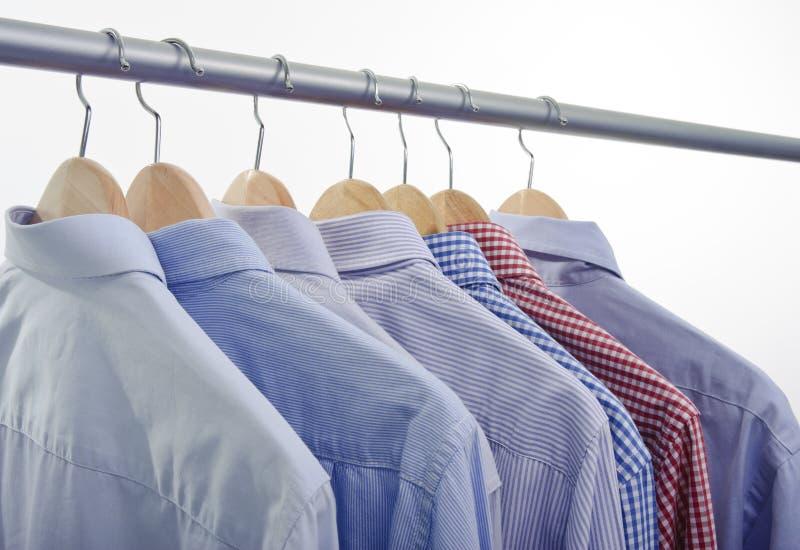 Download Shirts hanger stock photo. Image of close, apparel, garment - 22127998