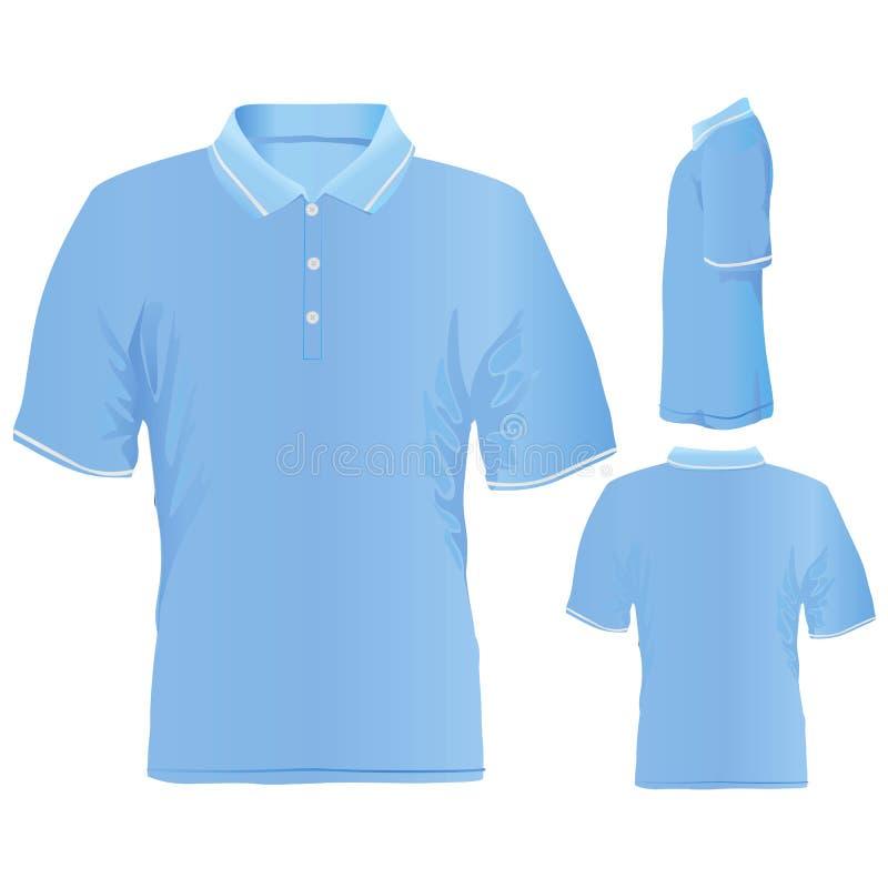 Shirtvektor lizenzfreie abbildung