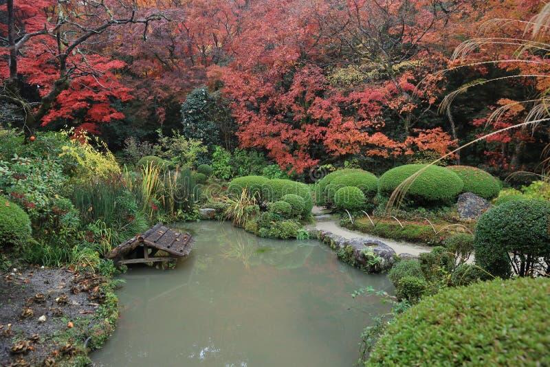 Download Shisen从事园艺秋季 库存照片 - 图片: 65861292