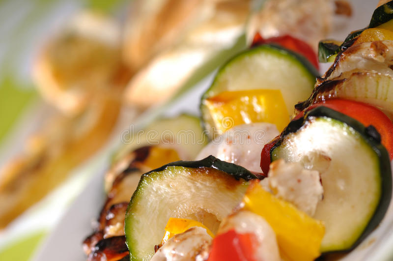 shish kebab стоковые фотографии rf