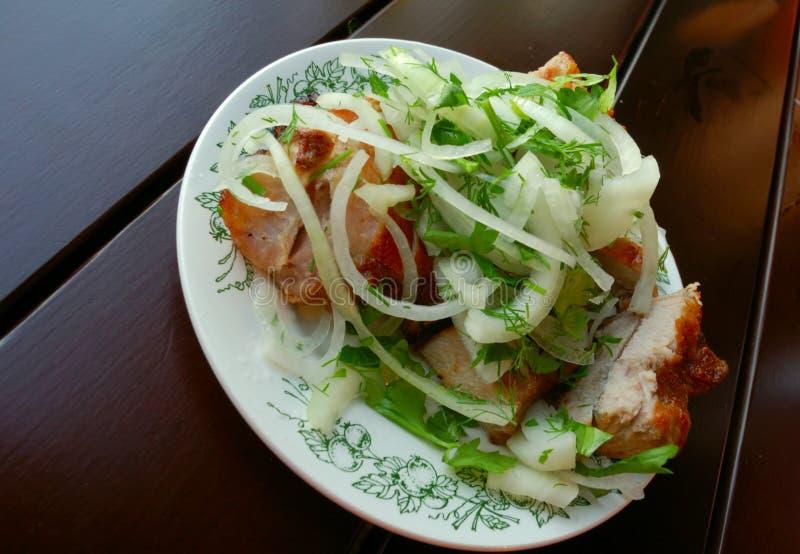 Download Shish kebab stock photo. Image of antipasto, greece, film - 5729636