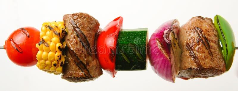Shish Kebab imagens de stock royalty free