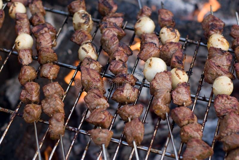 Shish Kebabs photo libre de droits