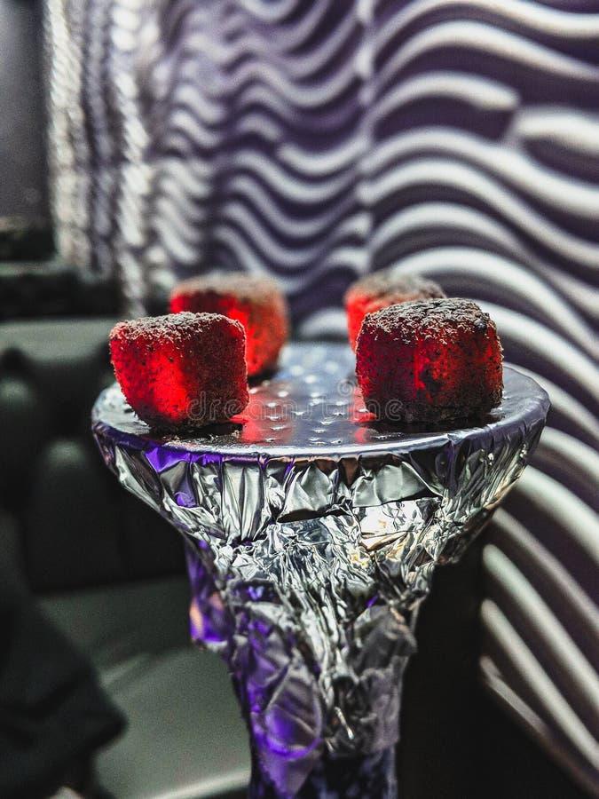 Shisha bar stock photography