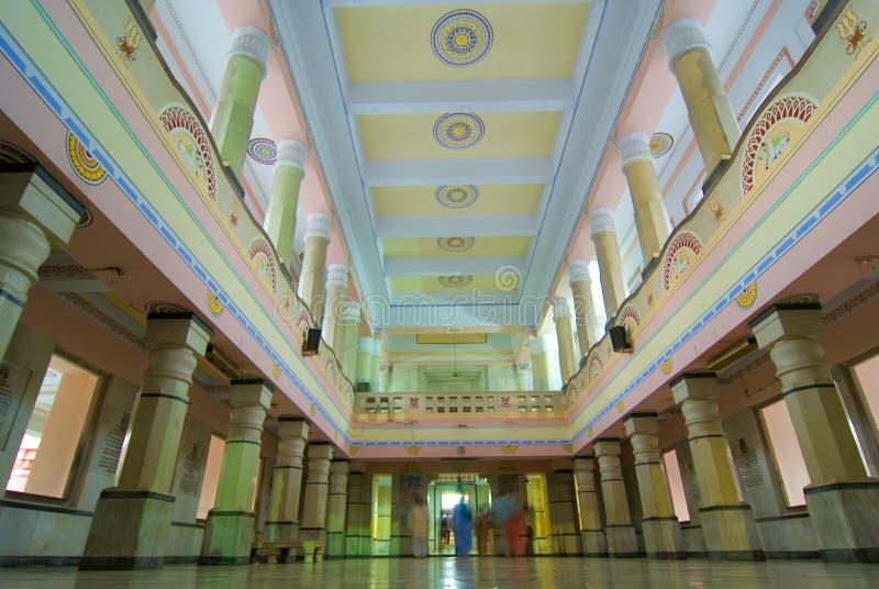 shiva寺庙vishwanath 图库摄影