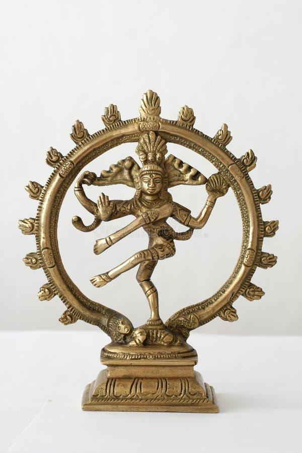 shiva πλαισίων χορού στοκ φωτογραφία με δικαίωμα ελεύθερης χρήσης
