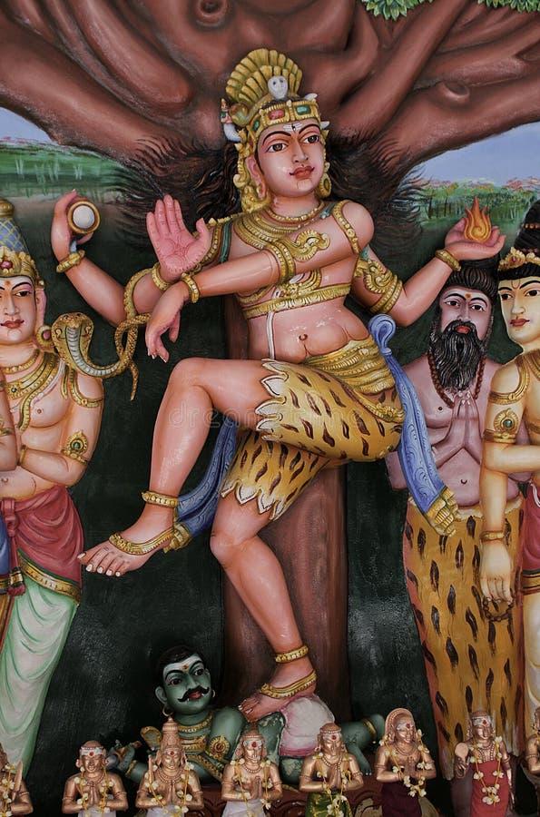 Shiva stock fotografie