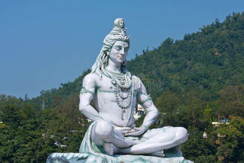 Shiva royalty-vrije stock afbeelding