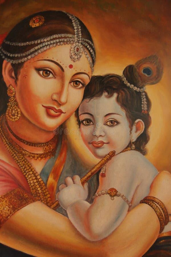 Shiva fotografia royalty free