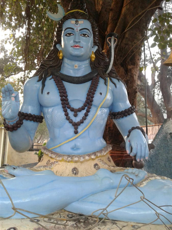 Shiva obraz royalty free