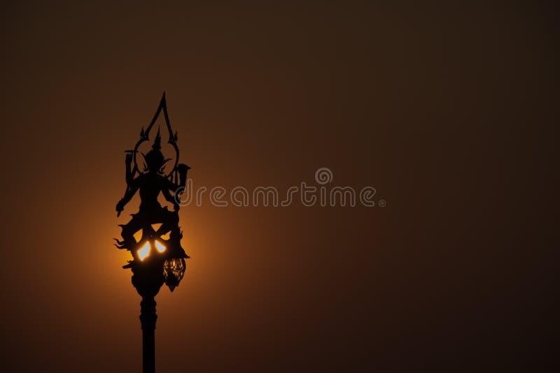 Shiva lampa royaltyfri foto