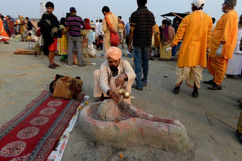Shiva Linga стоковые фото