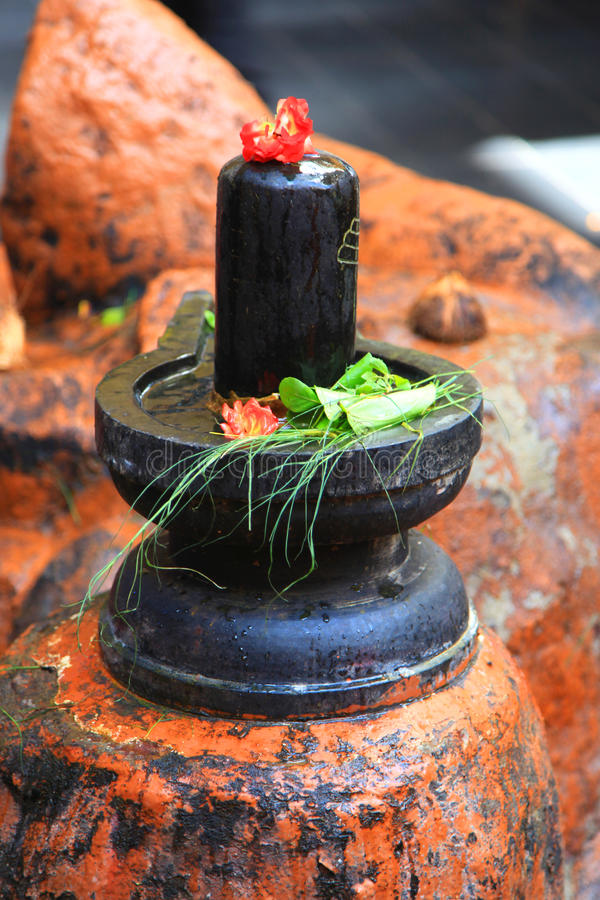 Free Shiva Lingam Stock Photography - 65361602