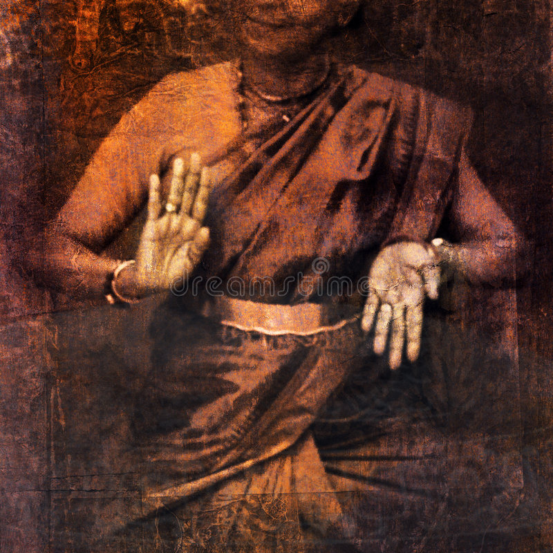 Shiva Shakti fotografia de stock