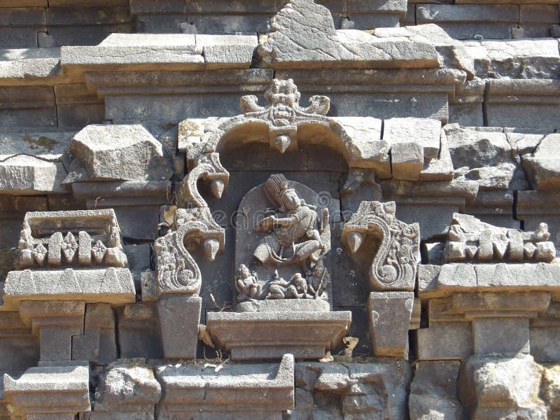 Shiva-Skulptur stockfoto