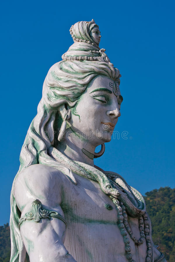 Download Shiva statue in India stock image. Image of buddhist - 27467351