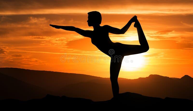 Shiva-Tanzkonzept lizenzfreie stockbilder