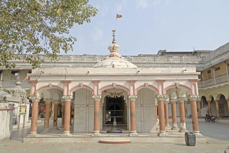 Shiva-Tempel in Ahmedabad lizenzfreies stockfoto