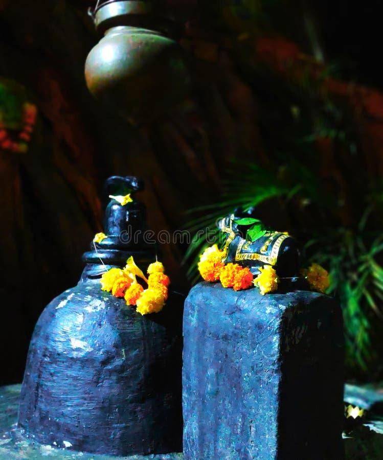 Shiva-Tempel Indien lizenzfreie stockfotografie