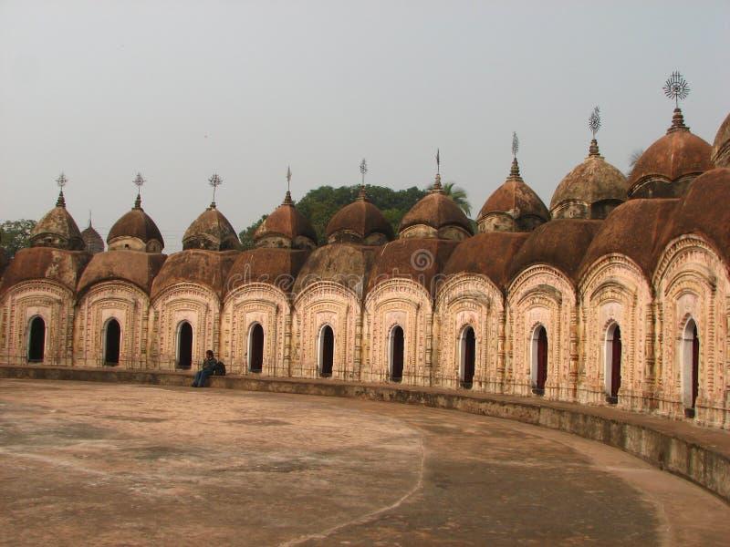 108 Shiva Temple fotografia stock libera da diritti