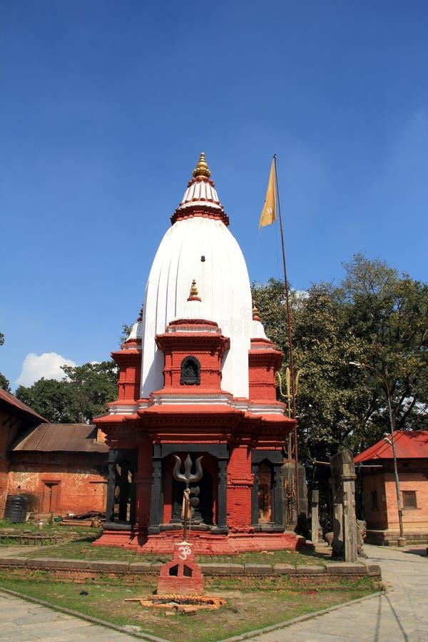 Shiva Temple. stock photos
