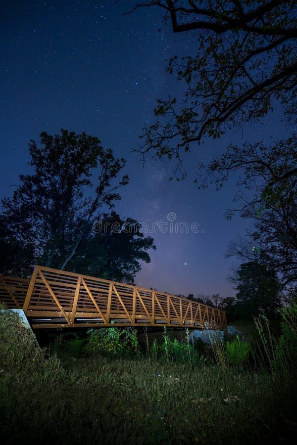 Shoal Creek Stars 03 royalty free stock images