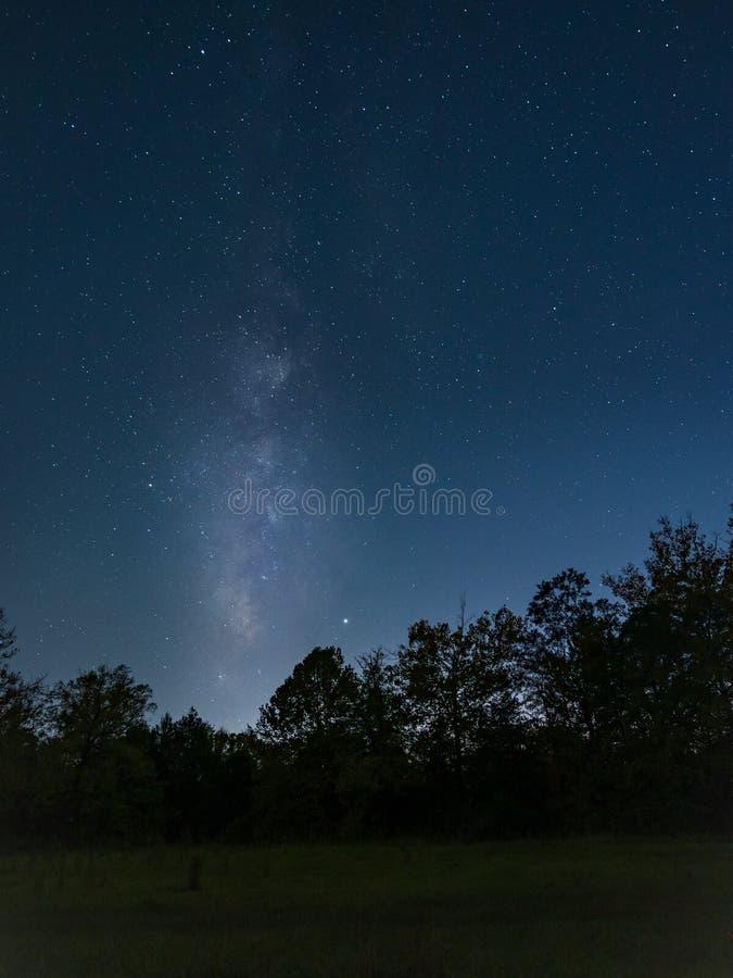 Shoal Creek Stars stock image