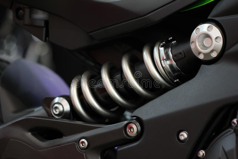 Download Shock Absorber stock photo. Image of part, equipment - 29831890