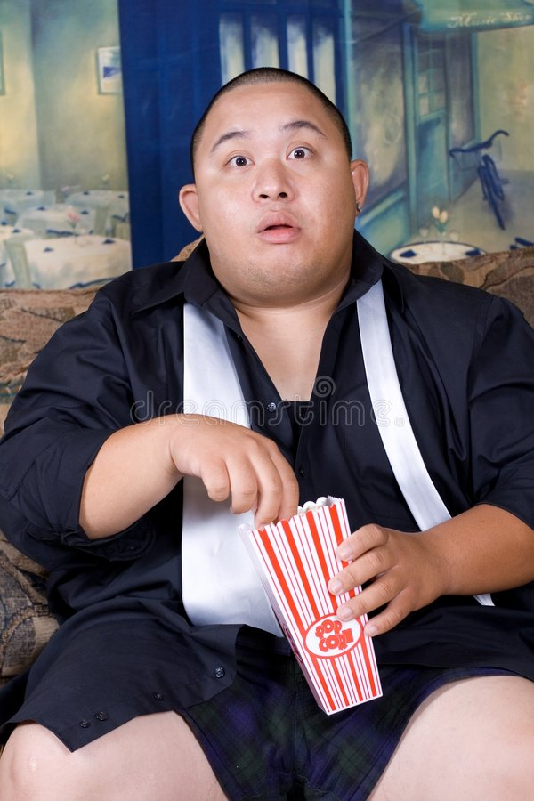 Download Shock reaction stock image. Image of time, asian, past - 3497553