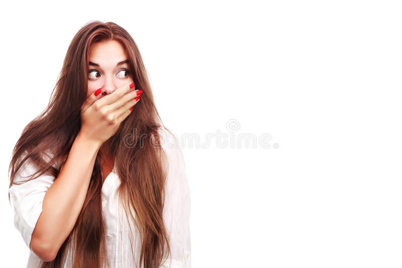 Download Shocked stock photo. Image of cute, human, face, modern - 20582490