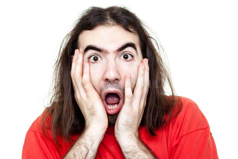 Download Shocked Man Stock Images - Image: 24380874