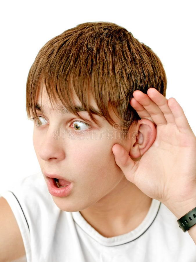 Shocked news royalty free stock images