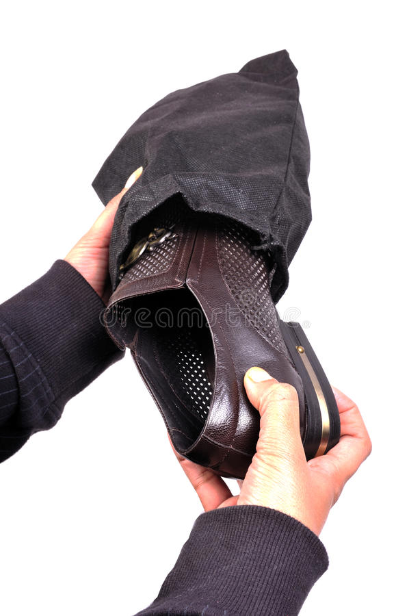 Download Shoe care stock image. Image of leather, colored, design - 12713725