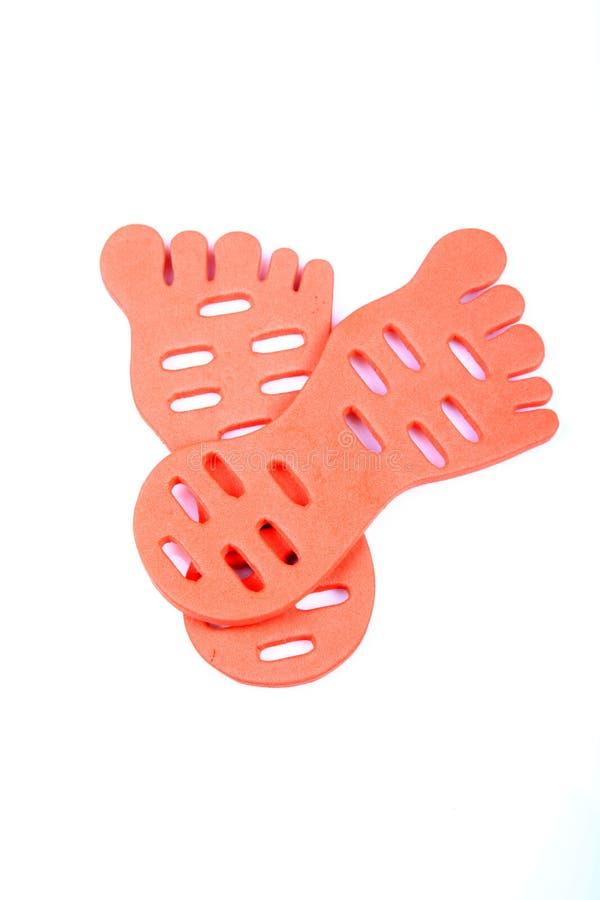 Shoe Comfort Pads Stock Photos
