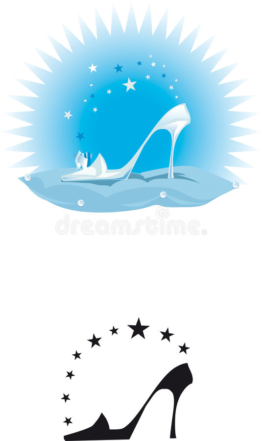Download Shoe Design stock vector. Image of illustrated, shoes - 6500076