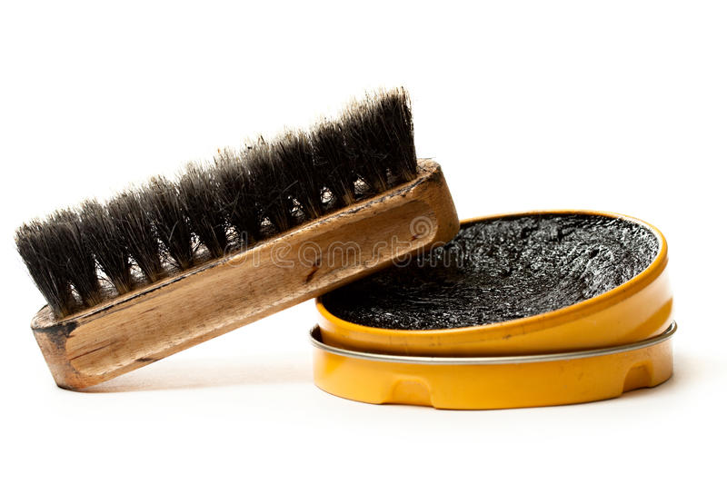 Download Shoe polish stock photo. Image of black, color, footgear - 23566382