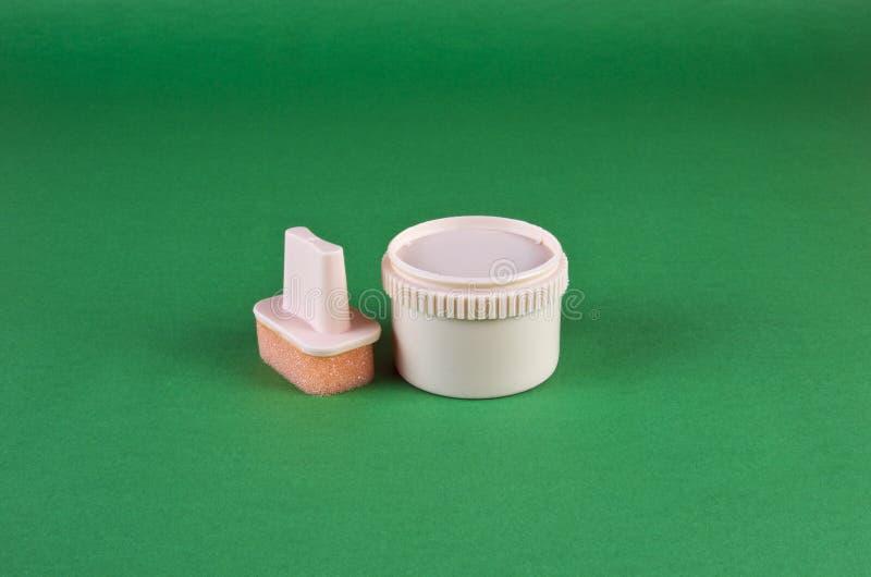 Download Shoe polish stock image. Image of fluid, round, sponge - 28467161