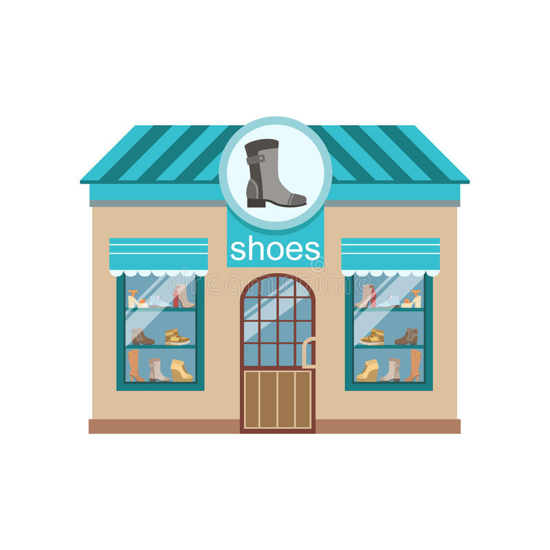 Clipart Shoe Store