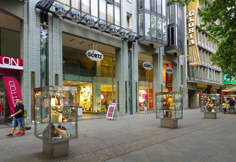 Download Shoe Store Goertz On Kurfuerstendamm Editorial Photography - Image: 32559282