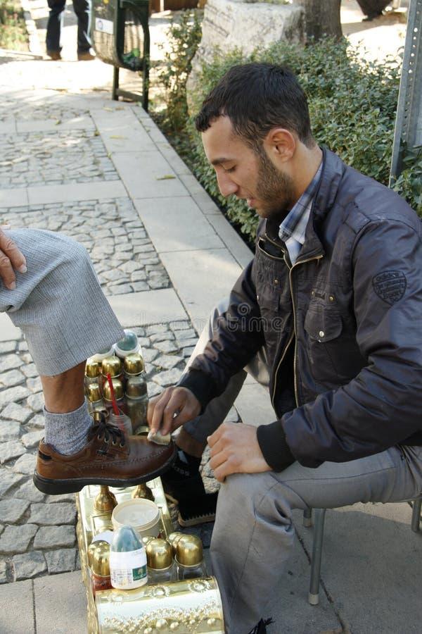 Free Shoeblack In Turkey Stock Photos - 24466533